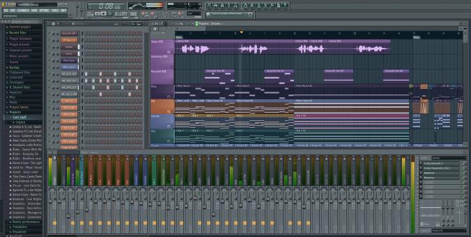 Macam – Macam Software Pembuat Musik